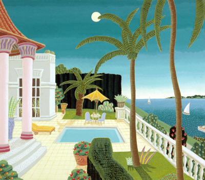 Thomas McKnight - Palm Beach Pavilion
