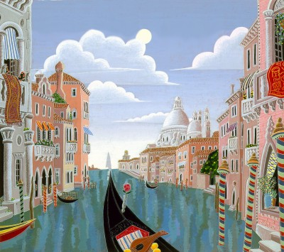 Thomas McKnight - Venetian Evening