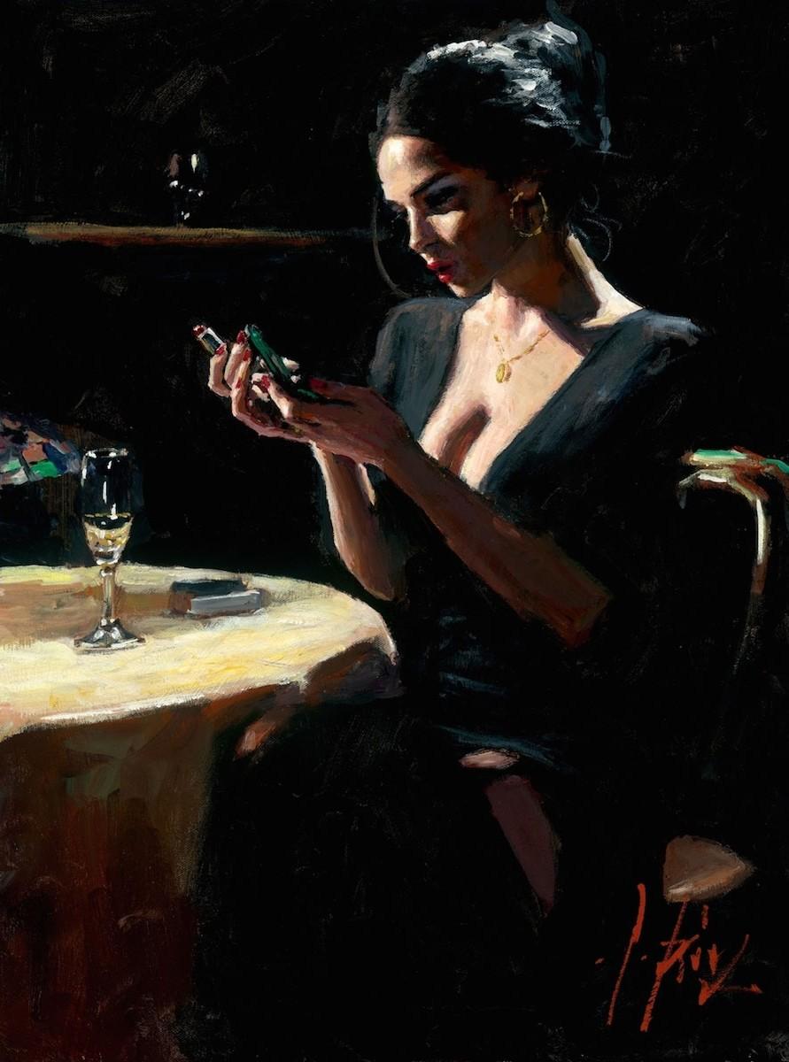 Fabian Perez Artist Original Art Amp Paintings On Sale