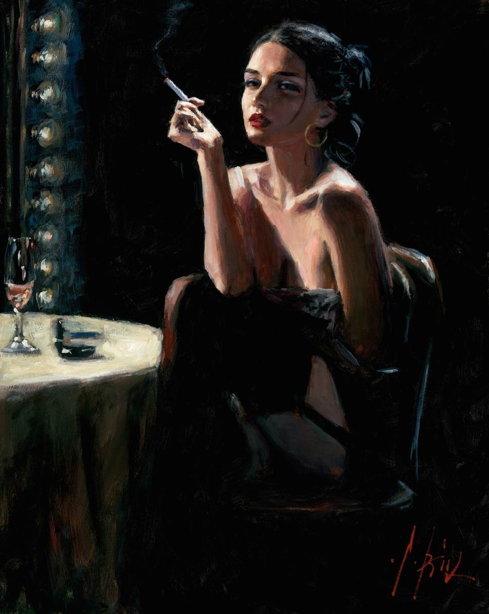 Fabian Perez - Performers Break