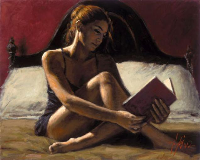 Fabian Perez - Princess diaries 4