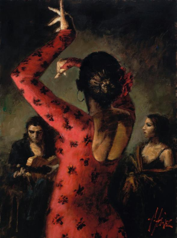 Fabian Perez - Tablado Flamenco 4