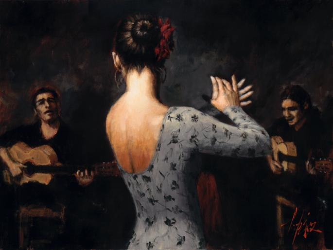 Fabian Perez - Tablado Flamenco V