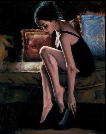 Fabian Perez - Fall Night