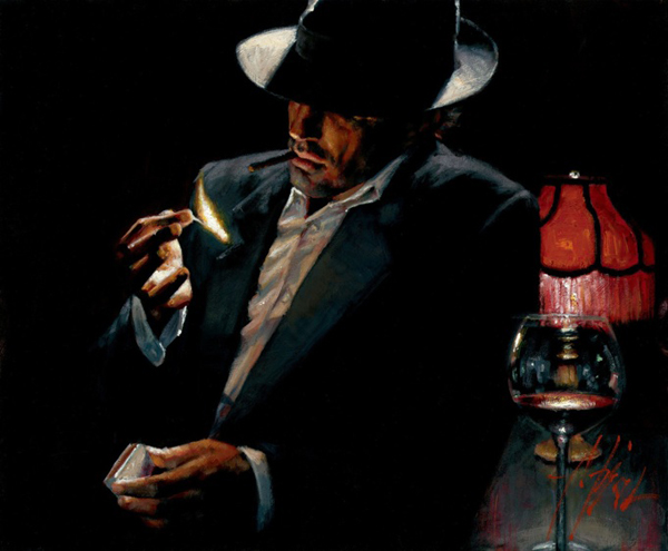 Fabian Perez Artist | Original Art & Paintings on Sale
