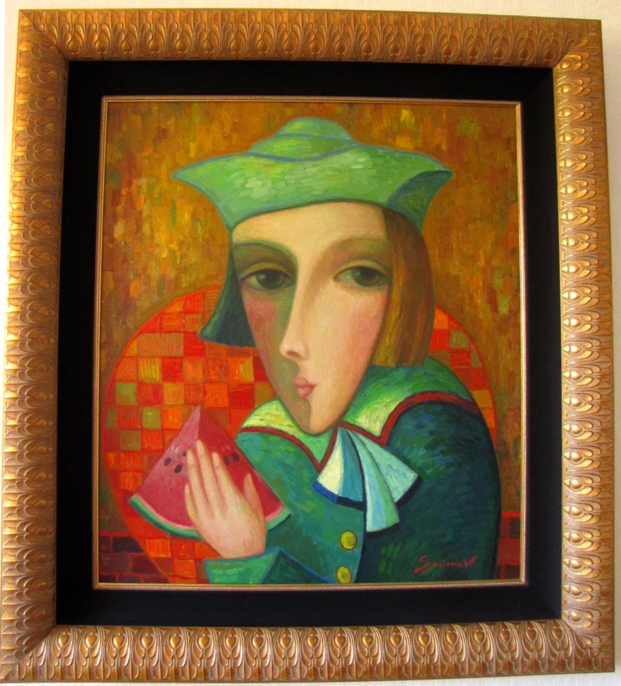 Sergey Smirnov Paintings For Sale