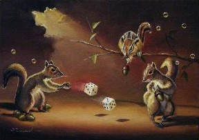 Gamblin Nuts by Glen Tarnowski