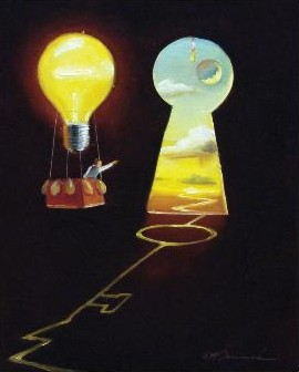 Illumination Of Ideas by Glen Tarnowski