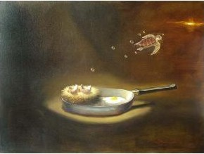 Out Of The Frying Pan by Glen Tarnowski
