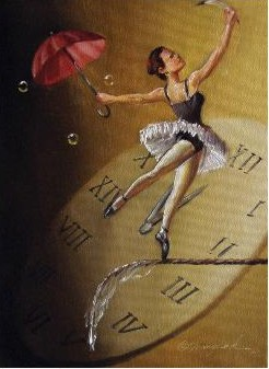 Time Is A Dancing by Glen Tarnowski