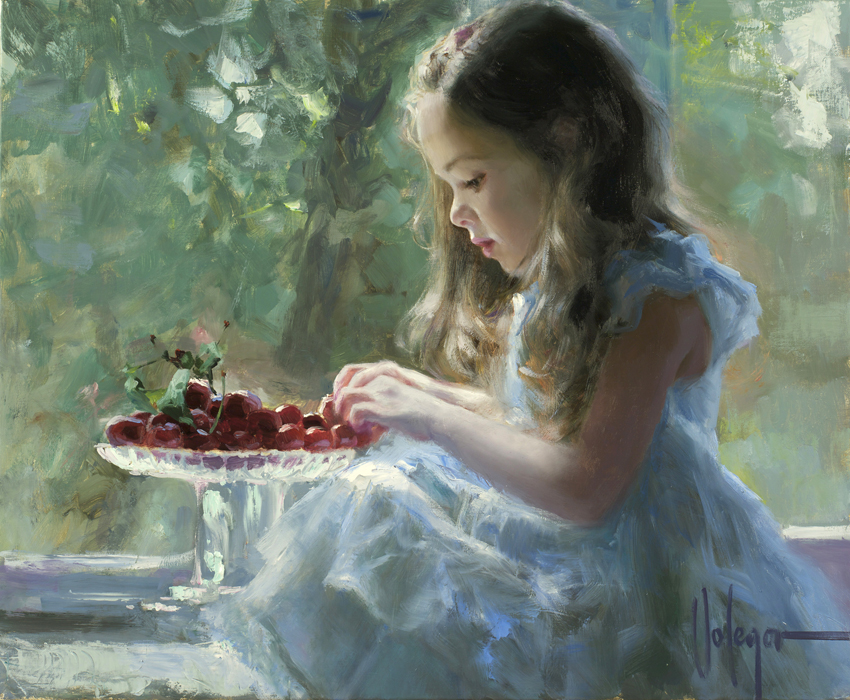Vladimir Volegov - original painting on canvas