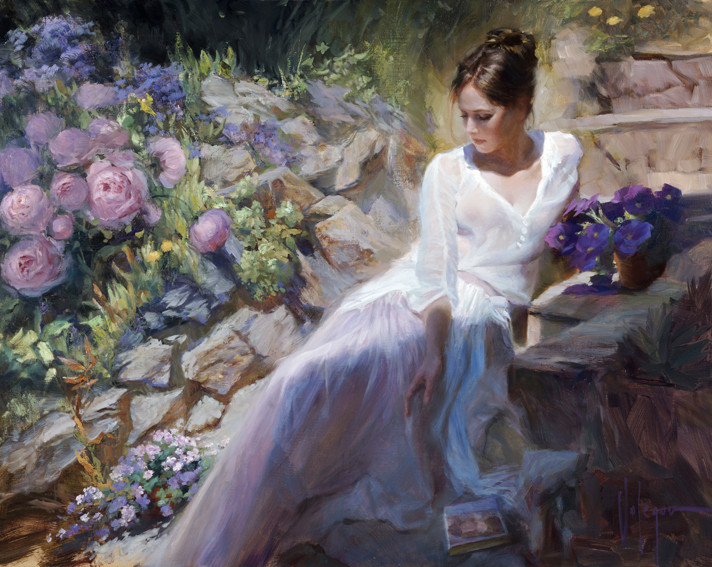 Vladimir Volegov - Beginning of purple summer