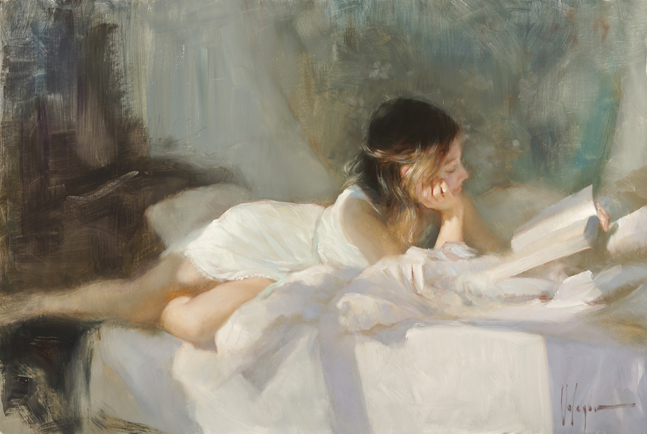 Vladimir Volegov - Morning novel