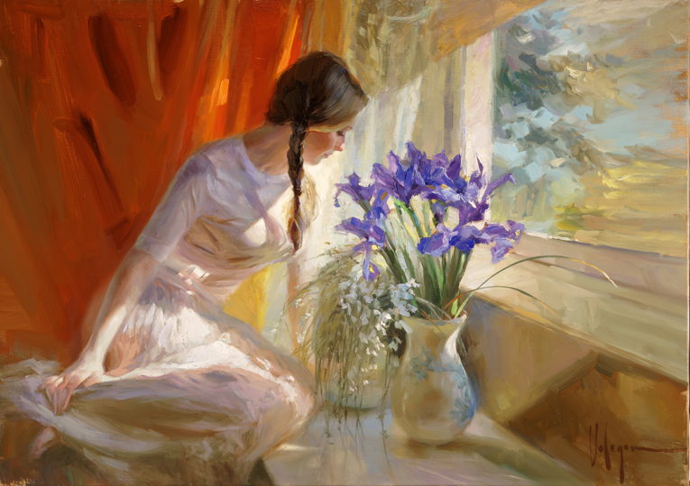 Vladimir Volegov - Spring is here