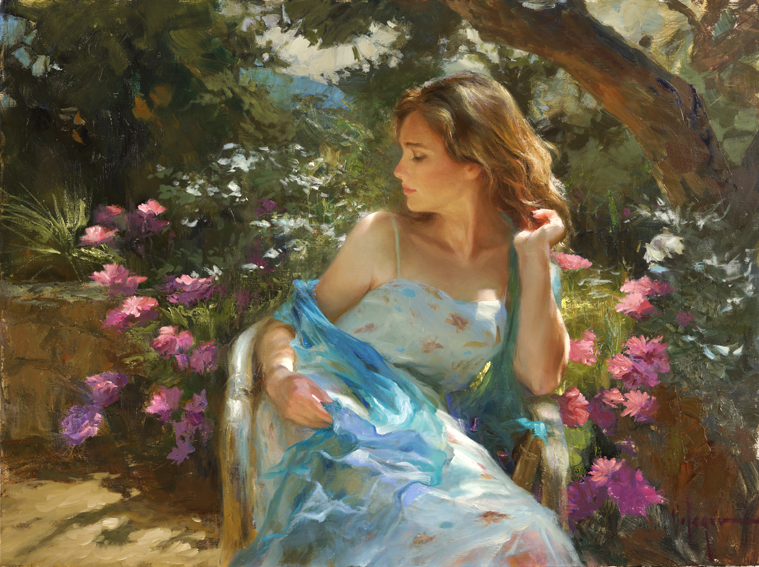 Vladimir Volegov - Warm day on terrace